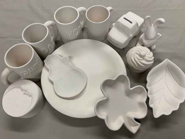 Pottery Paint Kits - $9 image