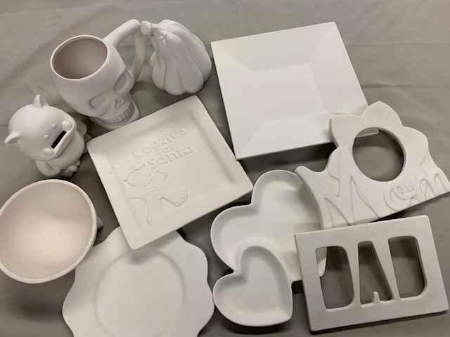 Pottery Paint Kits - $12 image