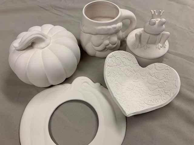 Pottery Paint Kits - $13 image