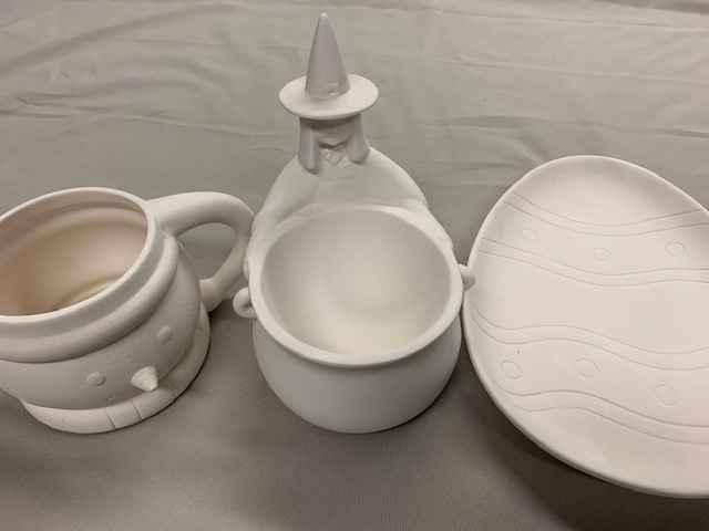 Pottery Paint Kits - $14 image