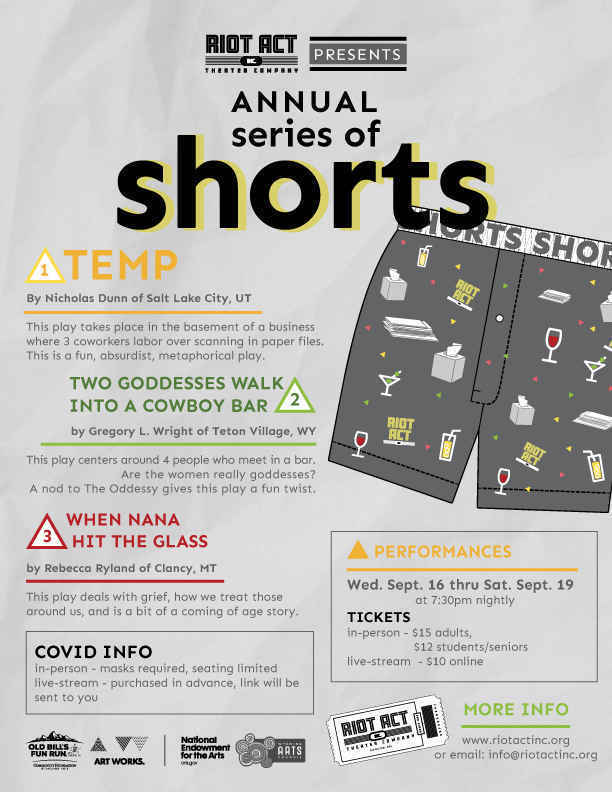 Annual Series of Shorts image