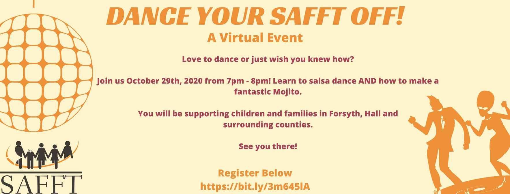 Dance Your SAFFT Off image