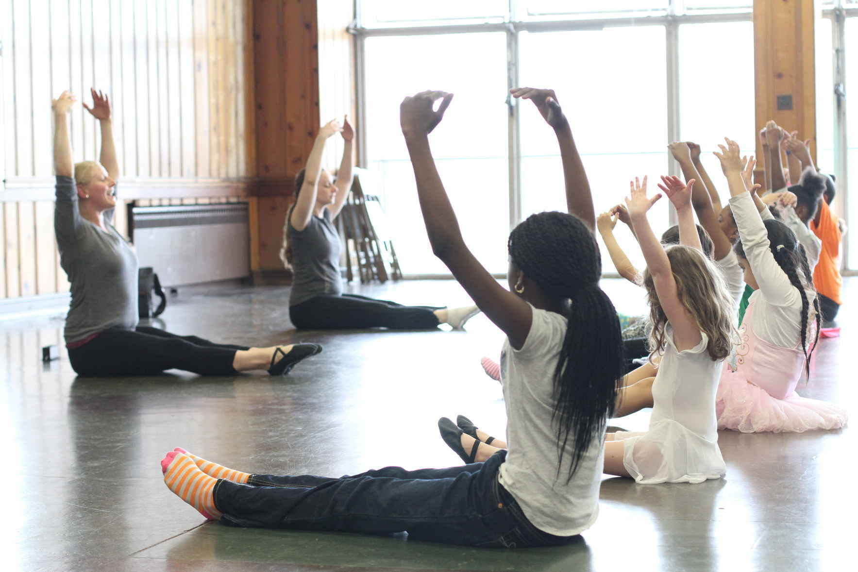 Fall 2020 Virtual Dance classes with Synapse Arts image