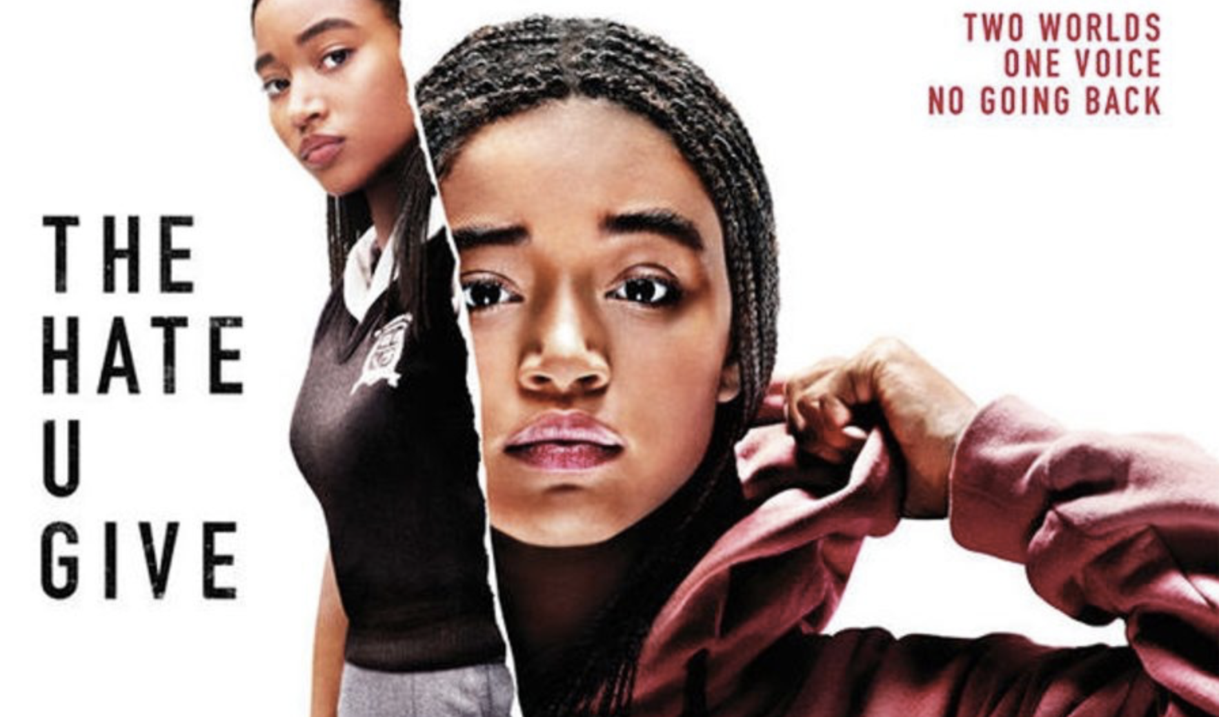 """First Thursday - """"The Hate U Give"""" image"""
