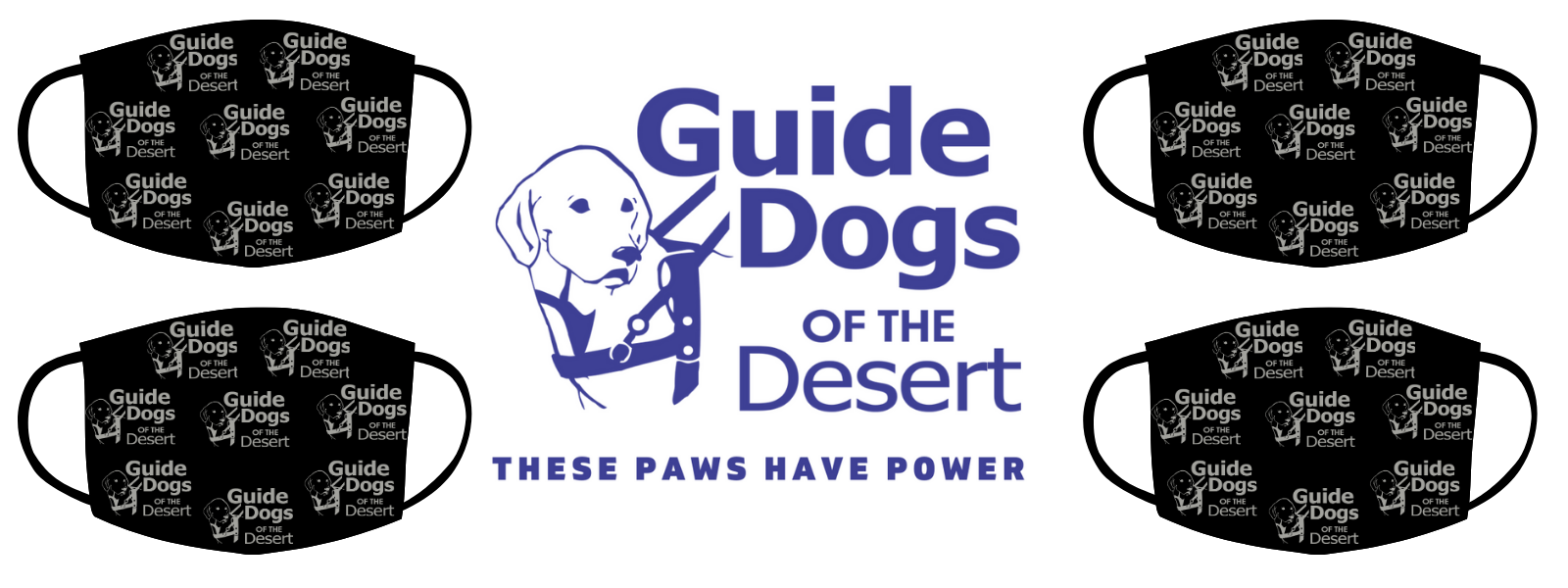 Guide Dogs of the Desert Masks  image
