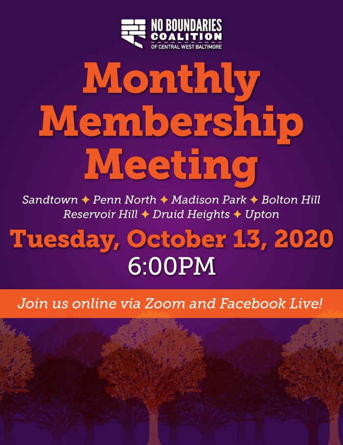 October Virtual NBC Membership Meeting image