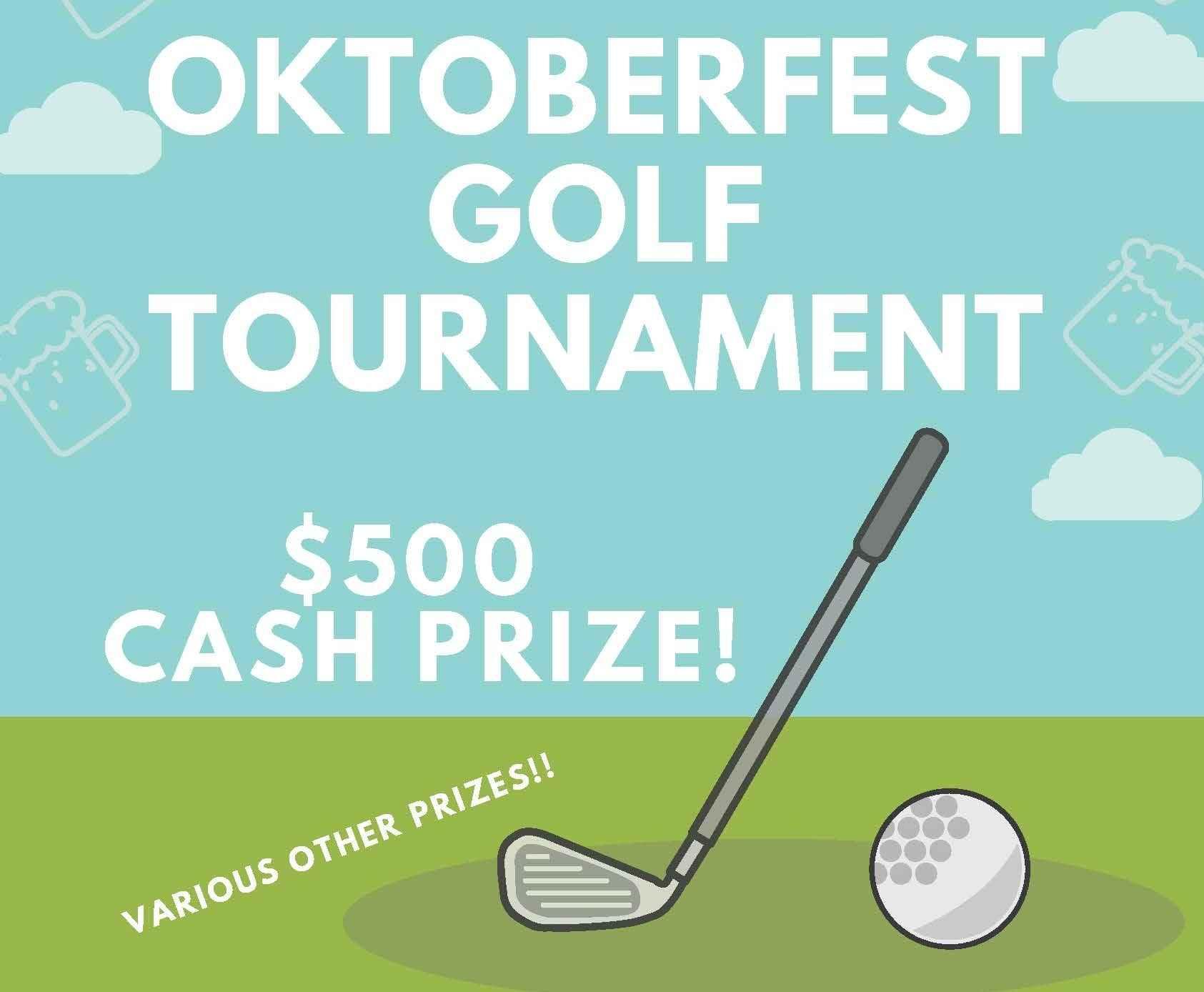 Oktoberfest Golf Tournament image