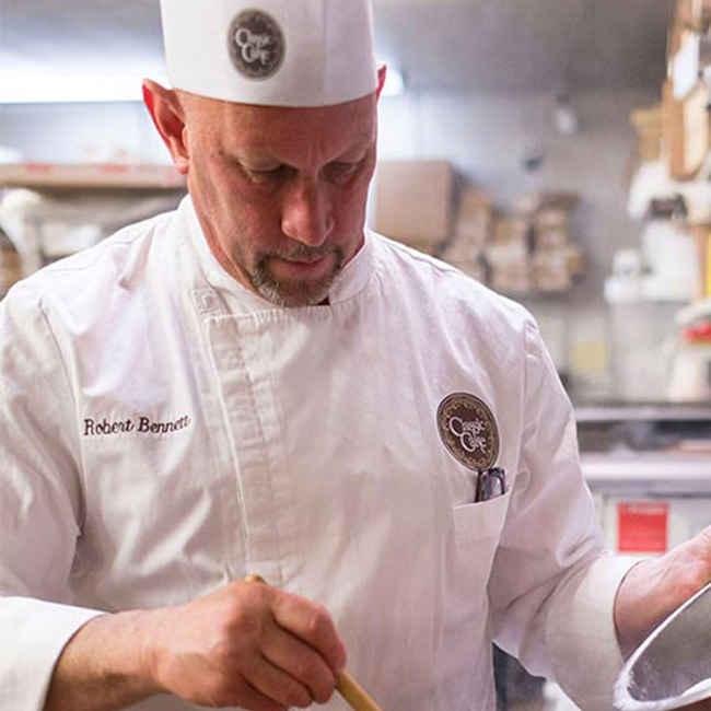 Cooking With CASA & Chef Robert Bennett image