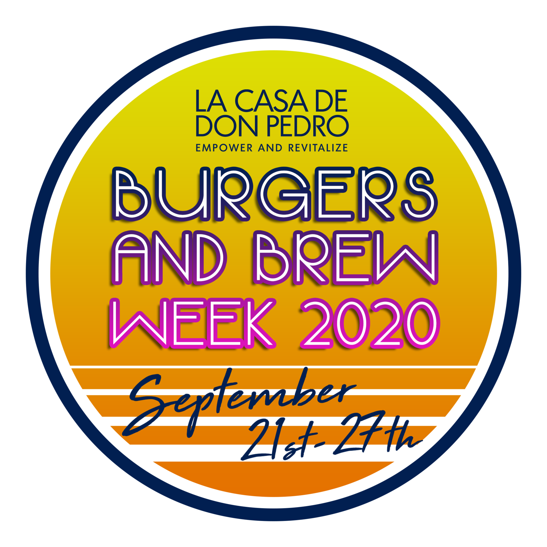 Burgers and Brew Week Kick Off Cooking Show with Chef Jesse Jones image