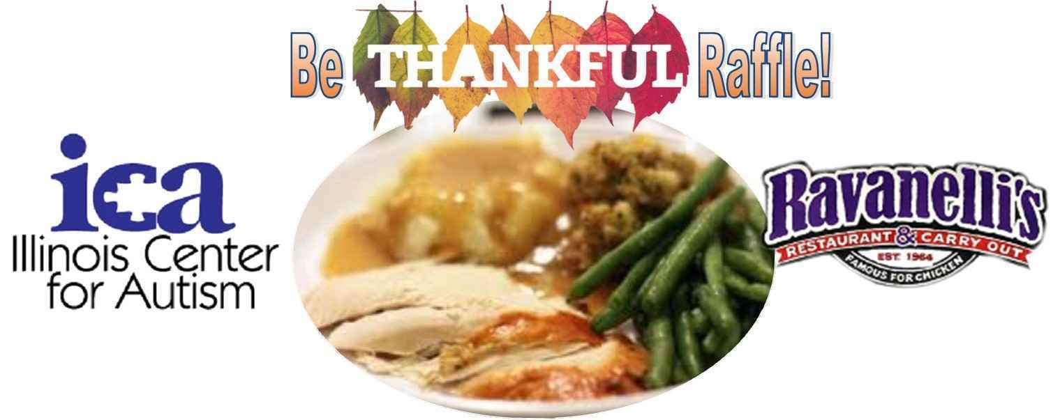 Be THANKFUL Raffle image