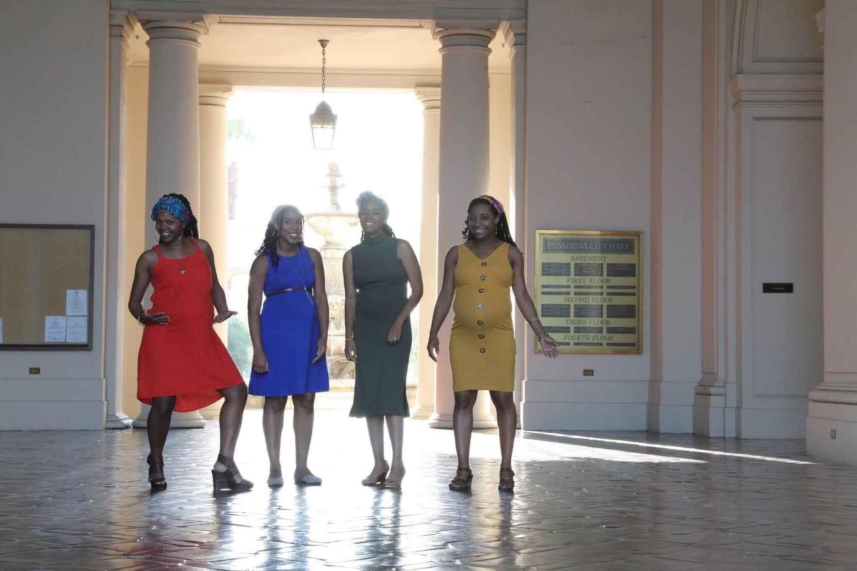 Thriving While Black: Black Mamas Glowing Through COVID-19 image