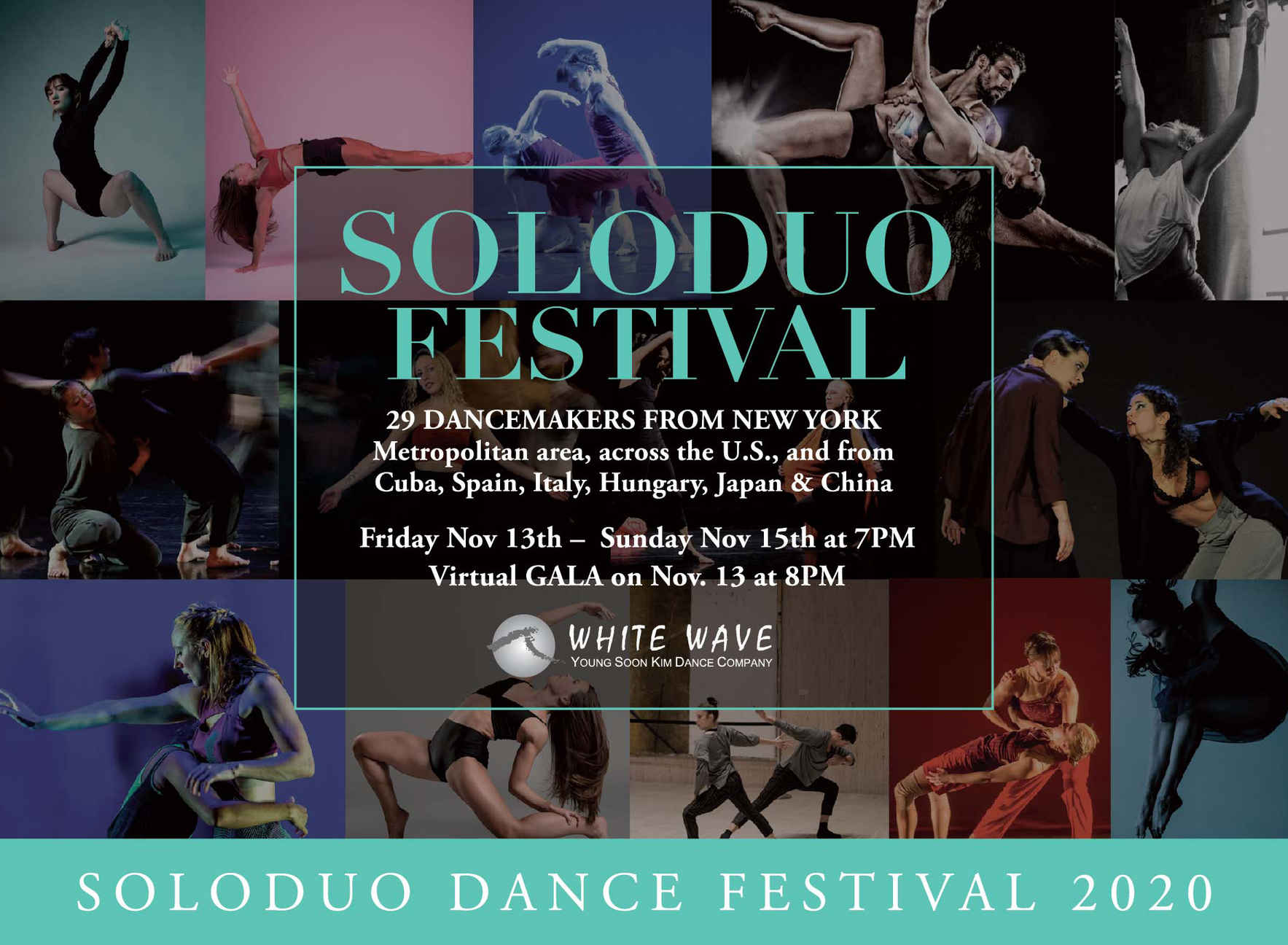 2020 SoloDuo Virtual Dance Festival image