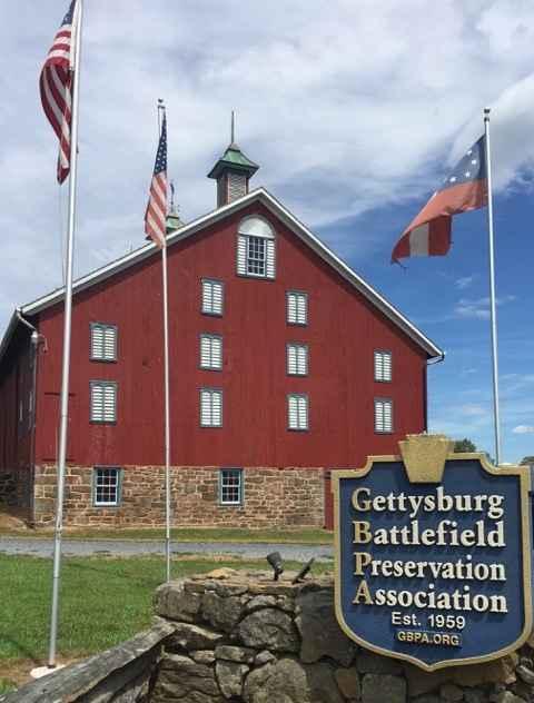 2021 Battle of Gettysburg image