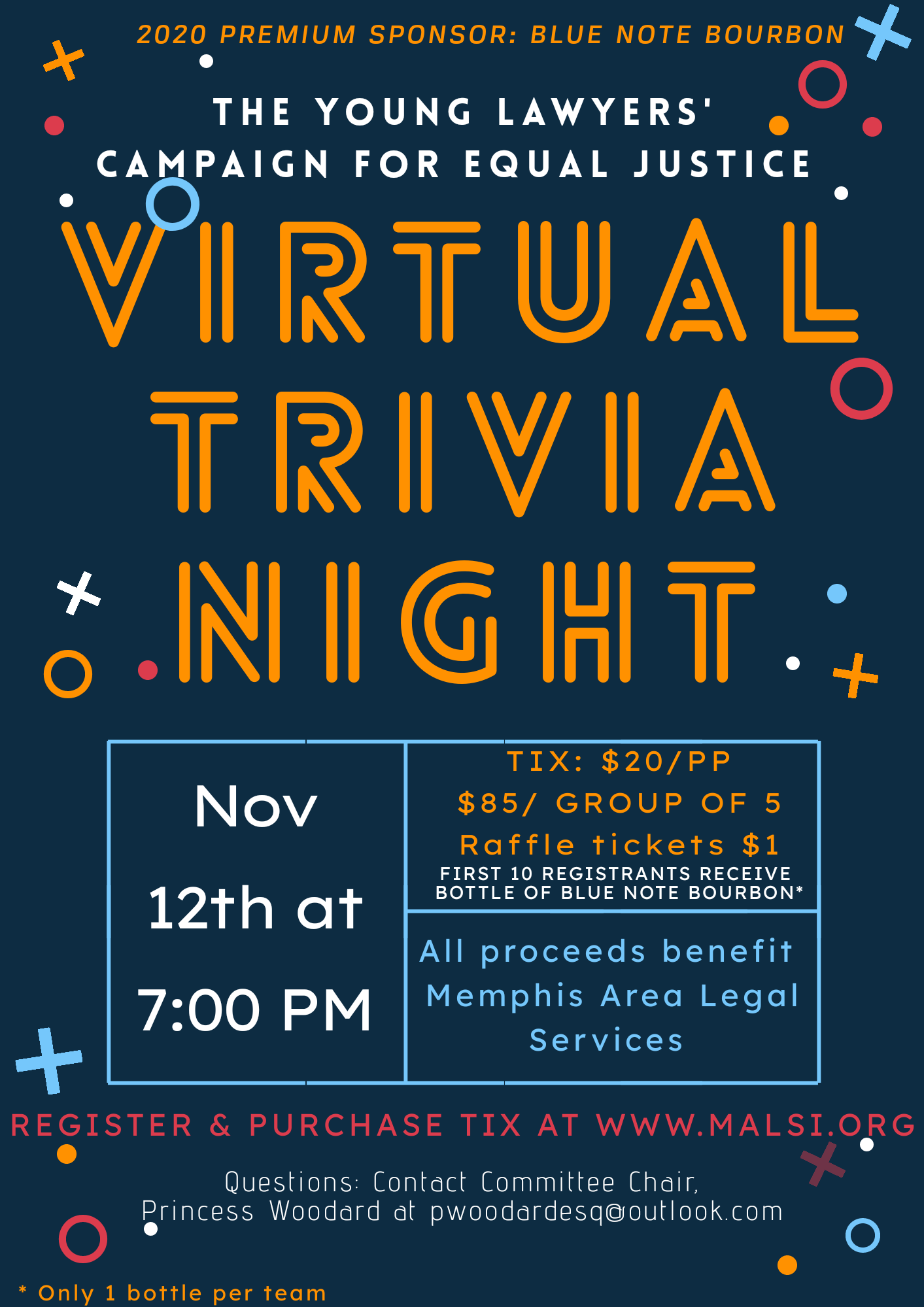 YLD Virtual Trivia Night image