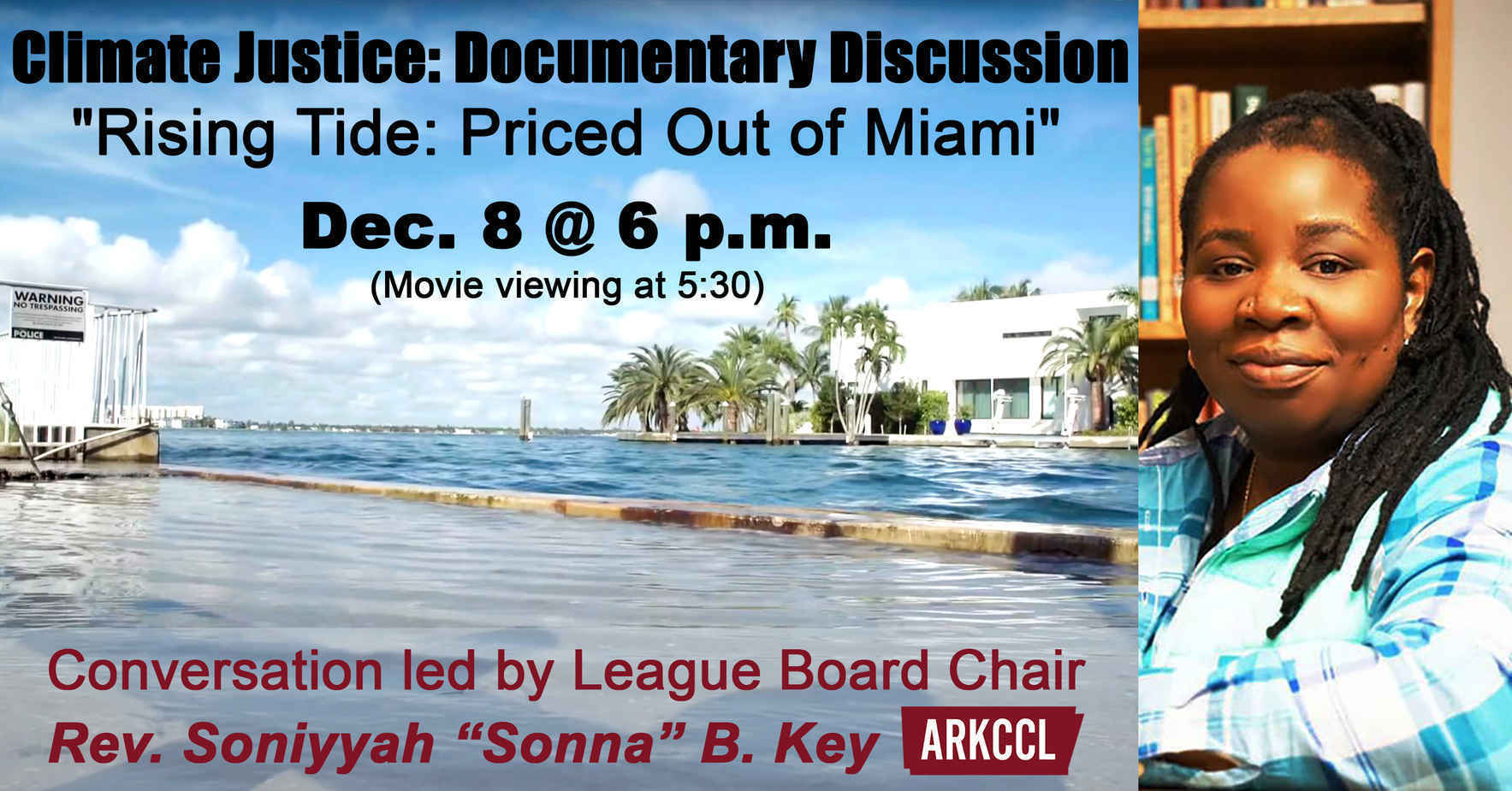 Climate Justice: Documentary Discussion image