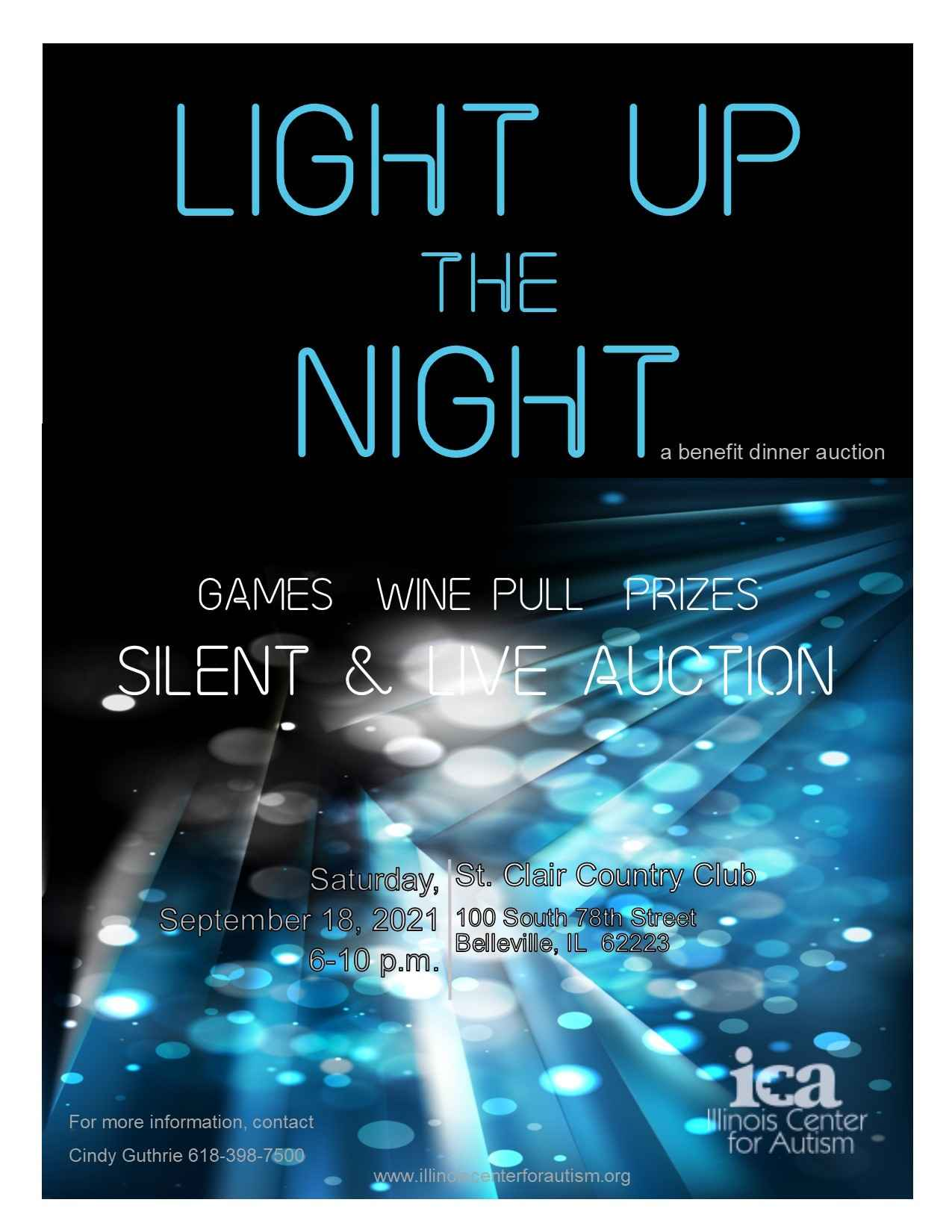 2021 Light Up the Night, a dinner benefit Auction image