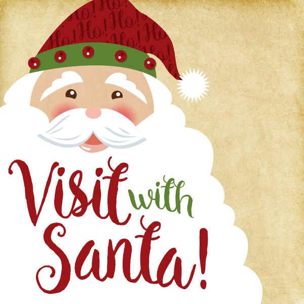 Santa Virtual Visits image