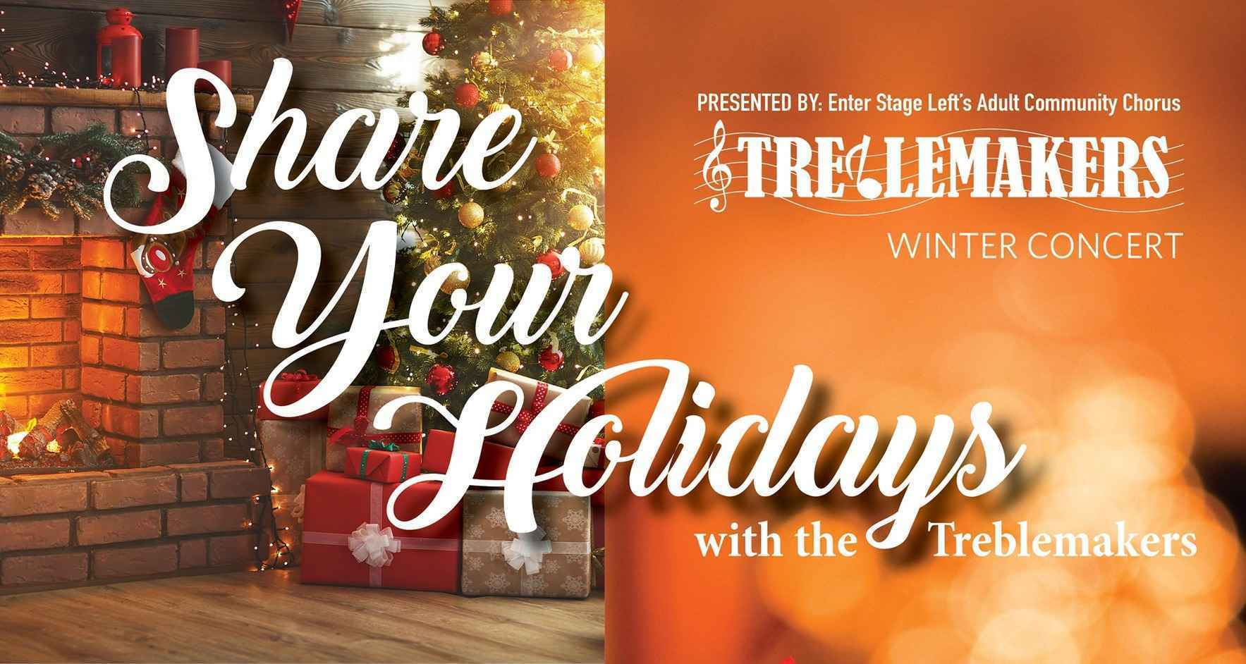 Treblemakers Holiday Concert image