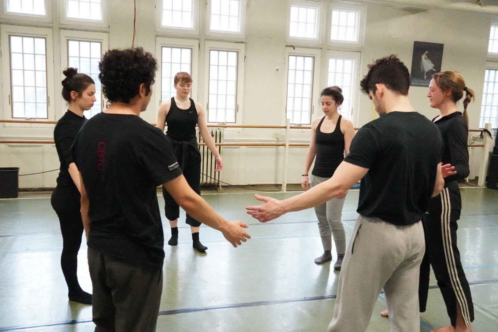 WINTER 2021 HEDWIG DANCES VIRTUAL CLASSES image