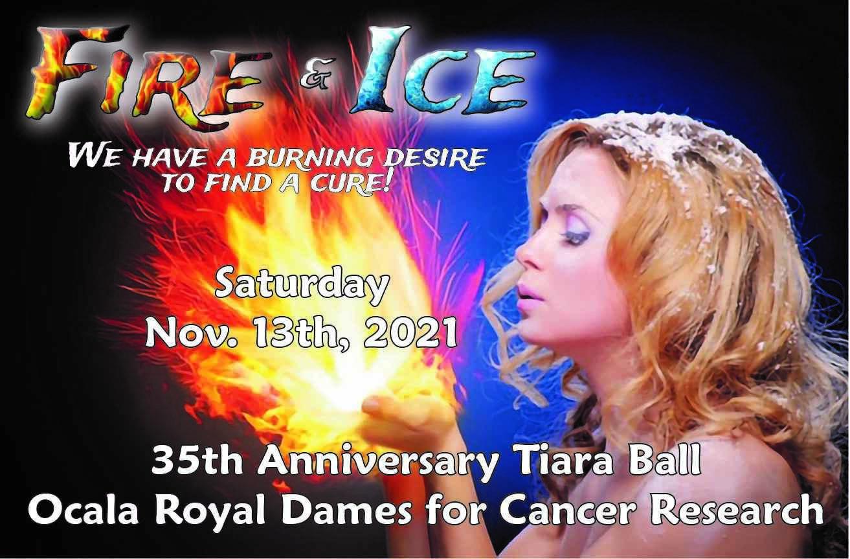 Fire and Ice Tiara Ball - November 13th  image