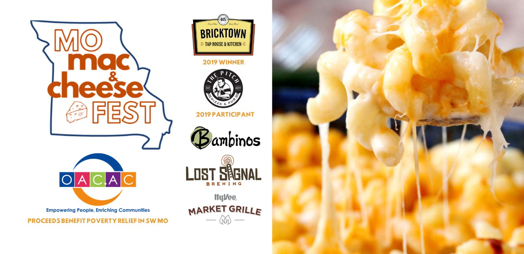 2nd Annual MO Mac & Cheese Fest image
