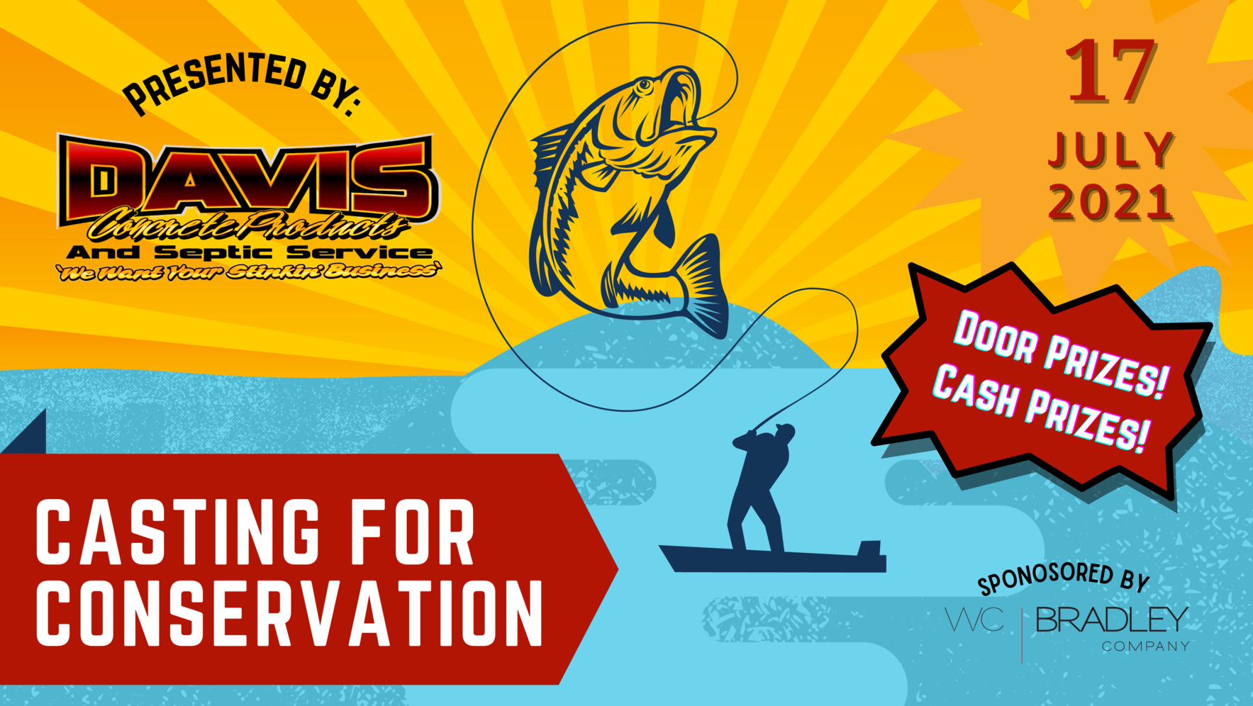 2021 Casting for Conservation Bass Tournament image