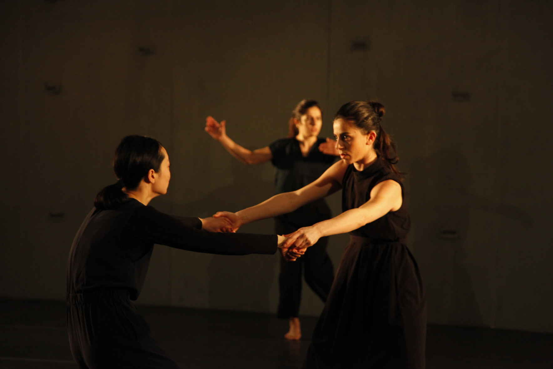 YSDT PLAY: IMPROVISATION/TECHNIQUE CLASS with SAMAA image