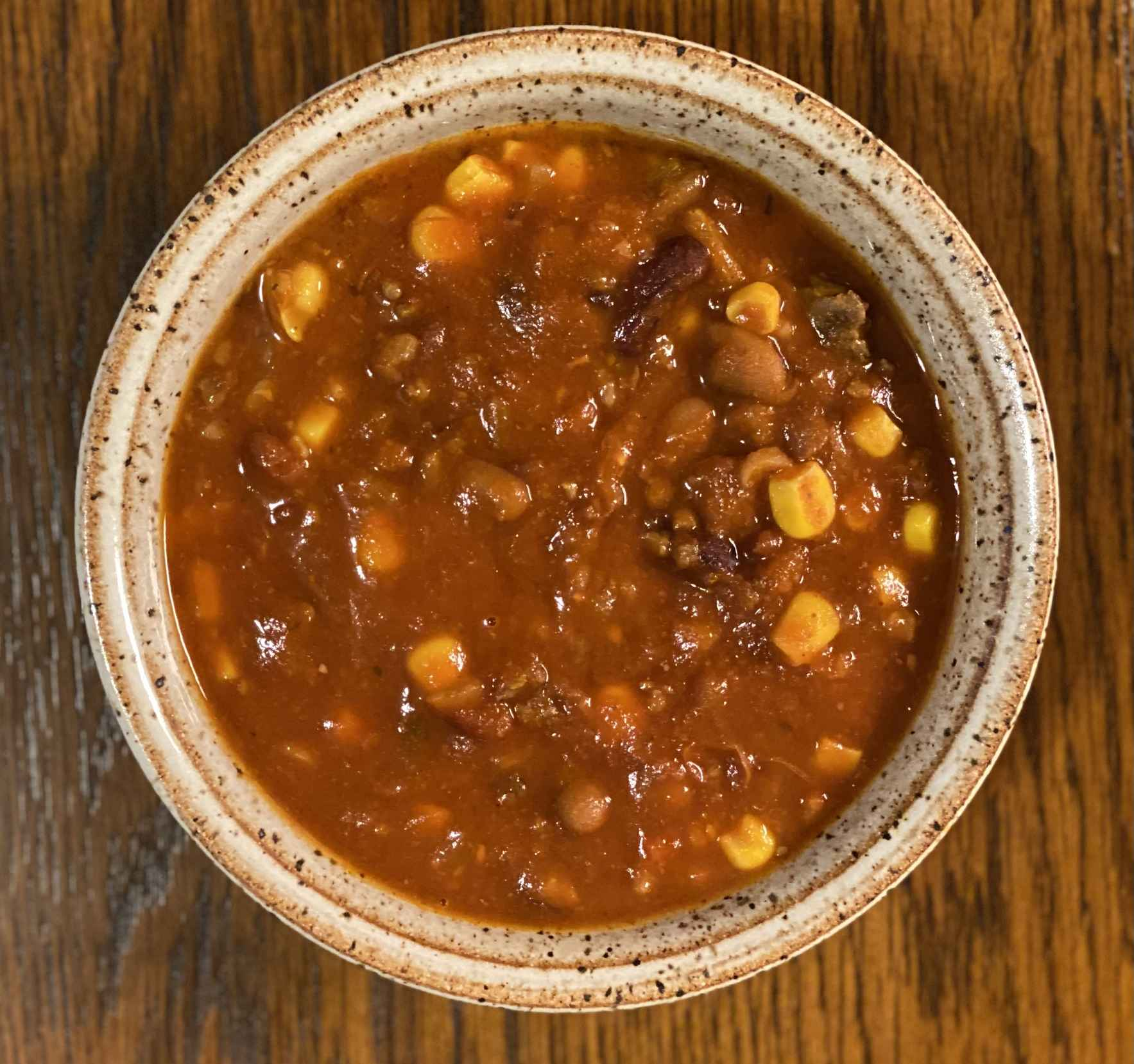Chili Dinner image