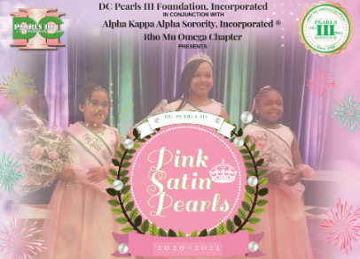 Aria K. Harris - 2020-21 Pink Satin Pearl image