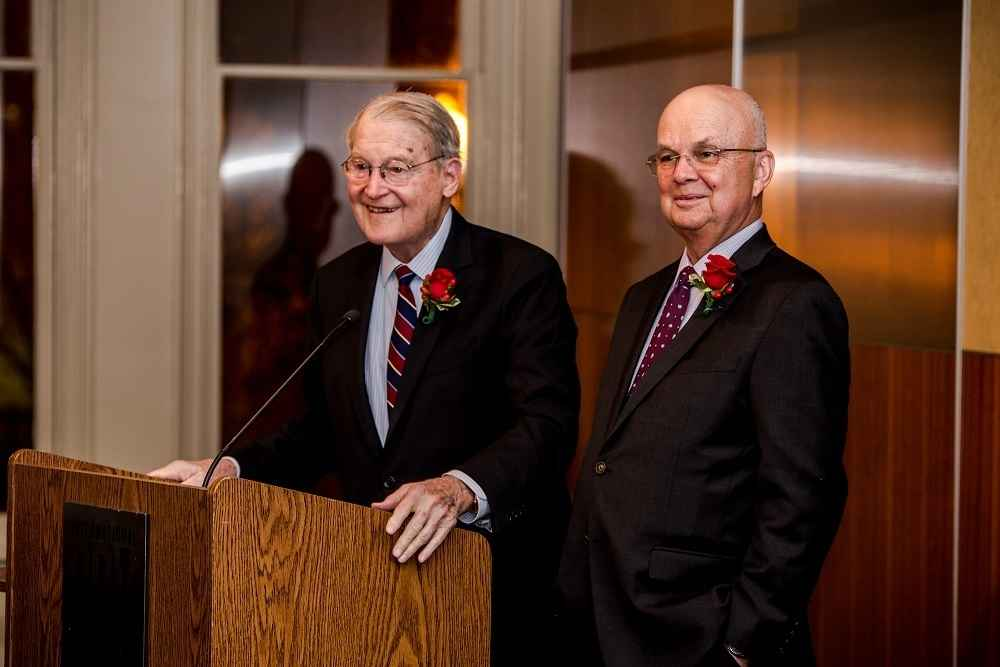 The Honorable William H. Webster Distinguished Service Award Dinner image