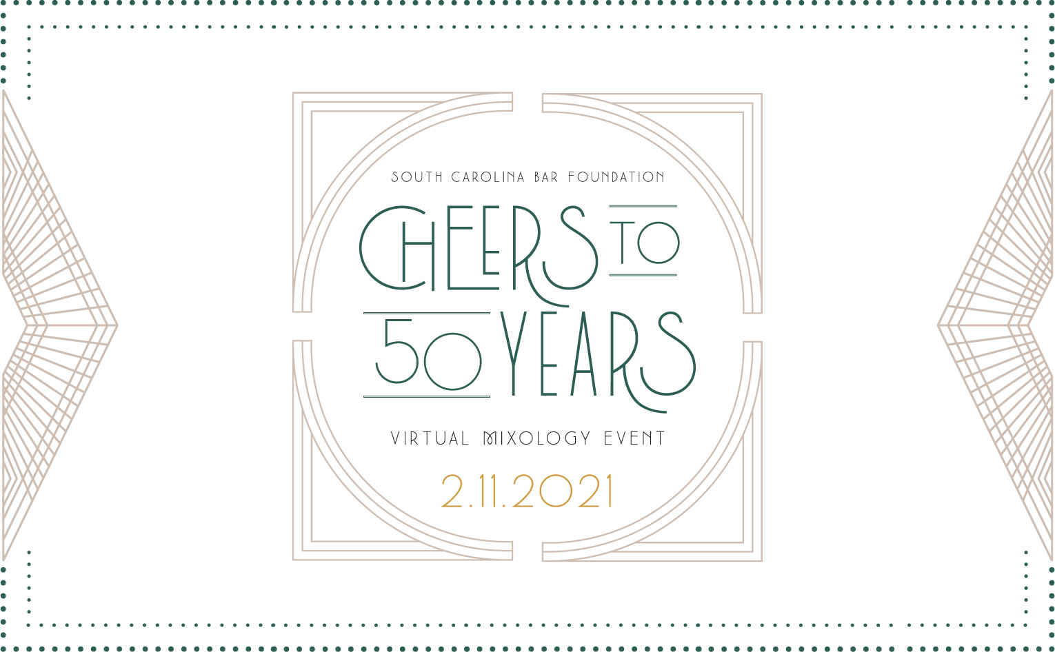 Cheers to 50 Years   SCBF's Virtual Celebration Event image