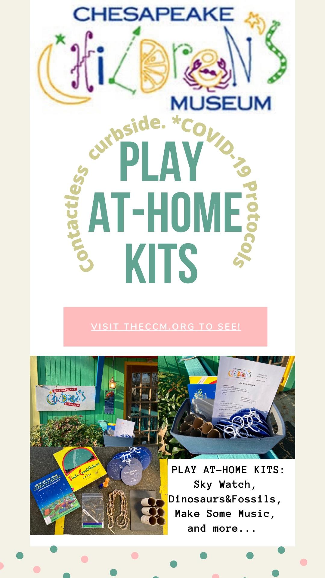 Play At-Home Kits image