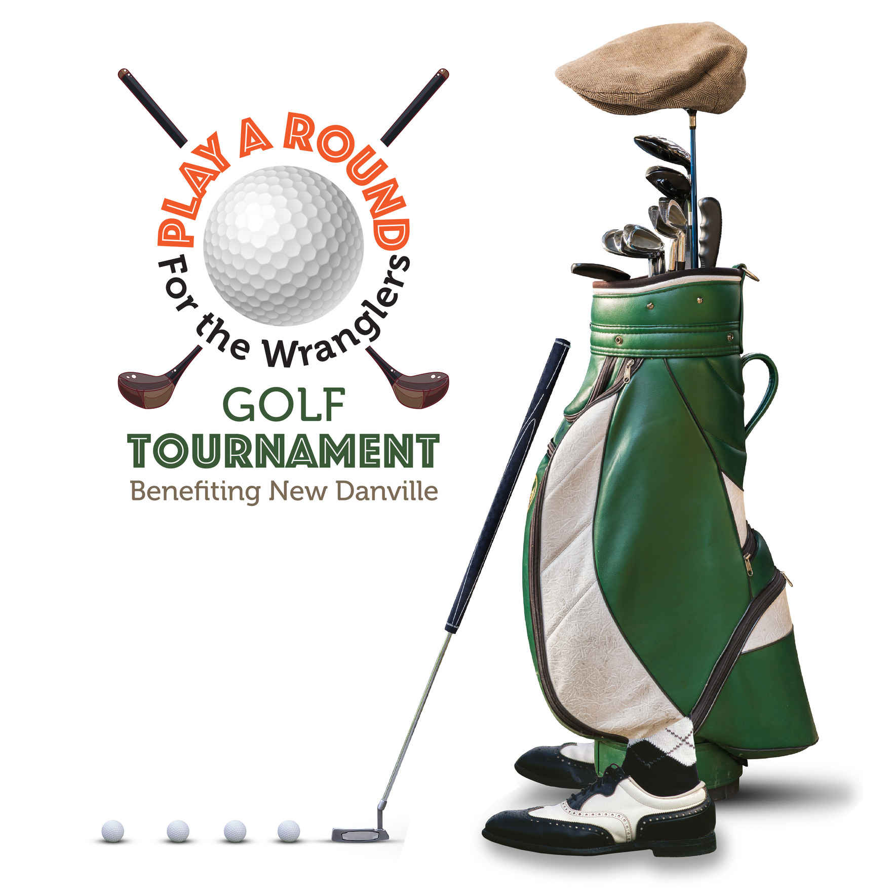 PLAY A ROUND for the Wranglers image