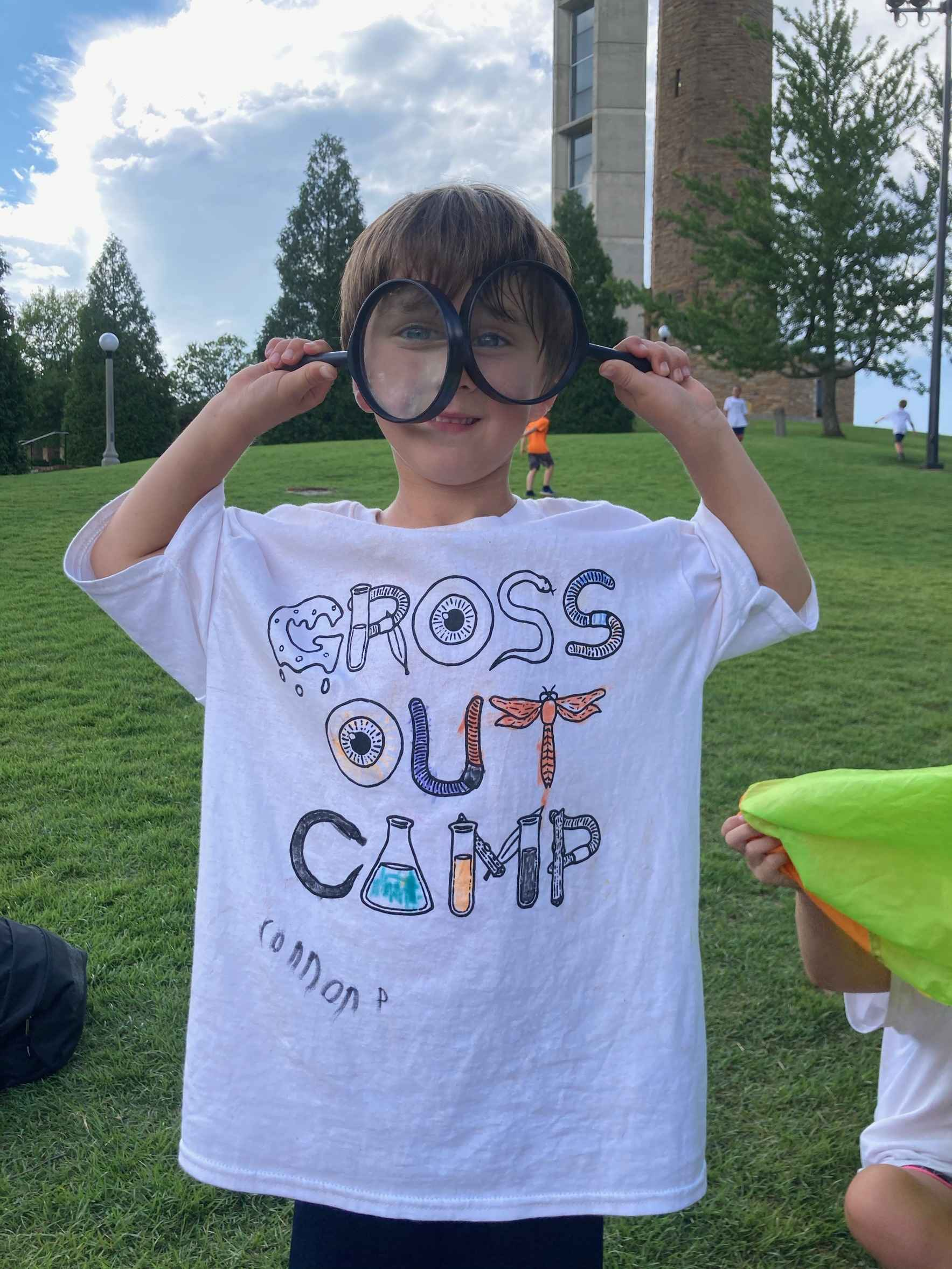 July 12-16 Gross Out Camp - Vulcan Park And Museum image