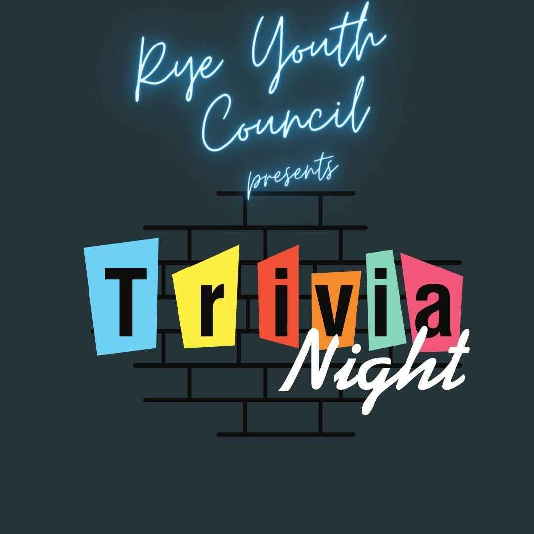 Rye Youth Council Trivia Night image