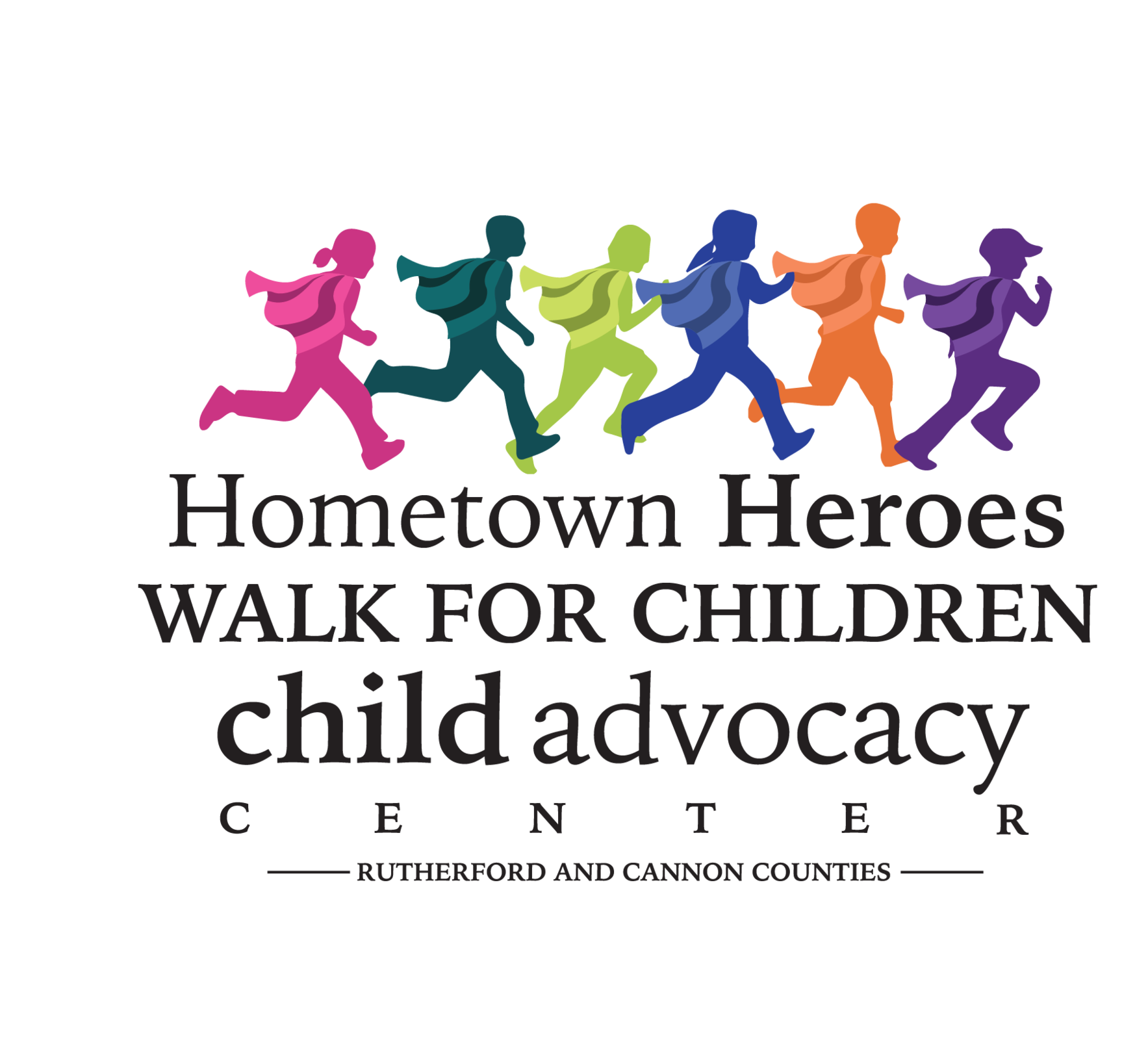 Hometown Heroes Walk for Children image