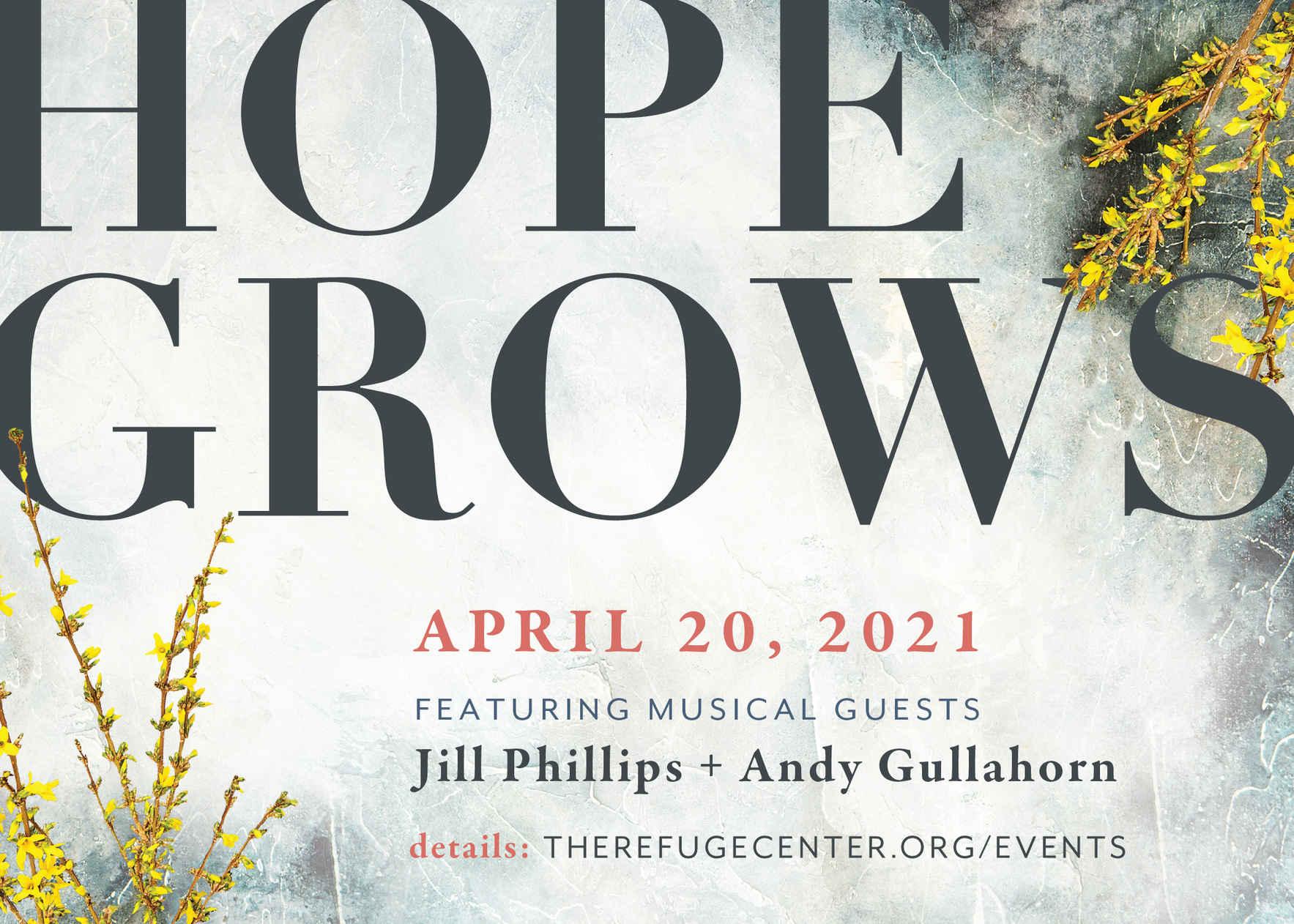 Hope Grows 2021 image