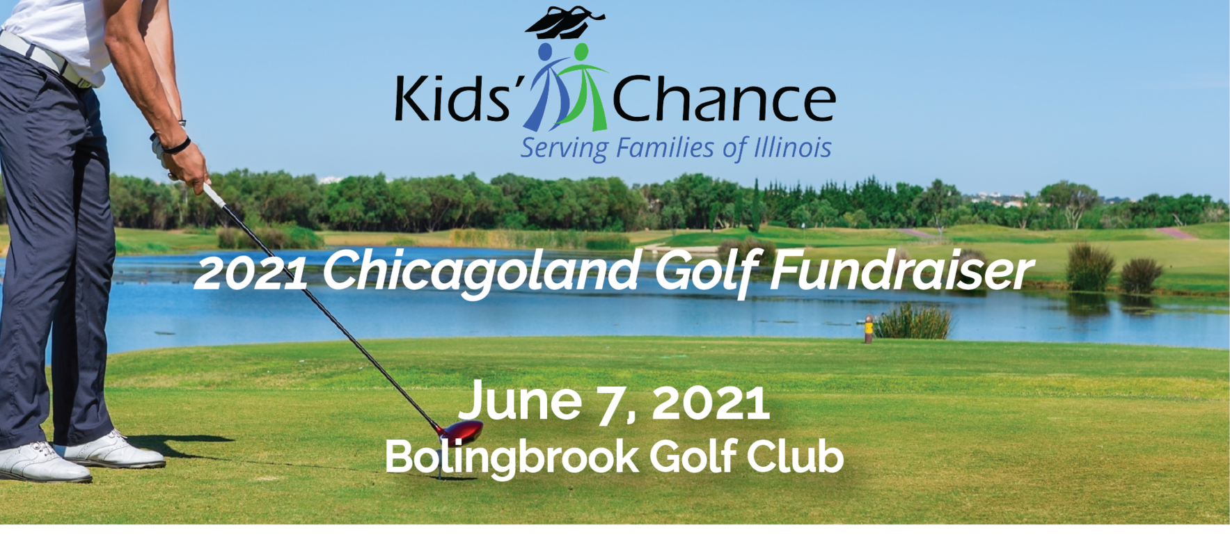 2021 Kids' Chance of Illinois Chicagoland Golf Fundraiser image