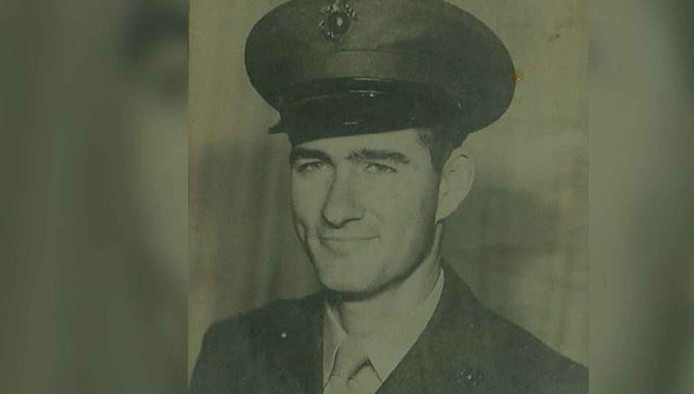 May History & Coffee in the Morning w/ MS WWII/Iwo Jima Veteran Billy Byrd image