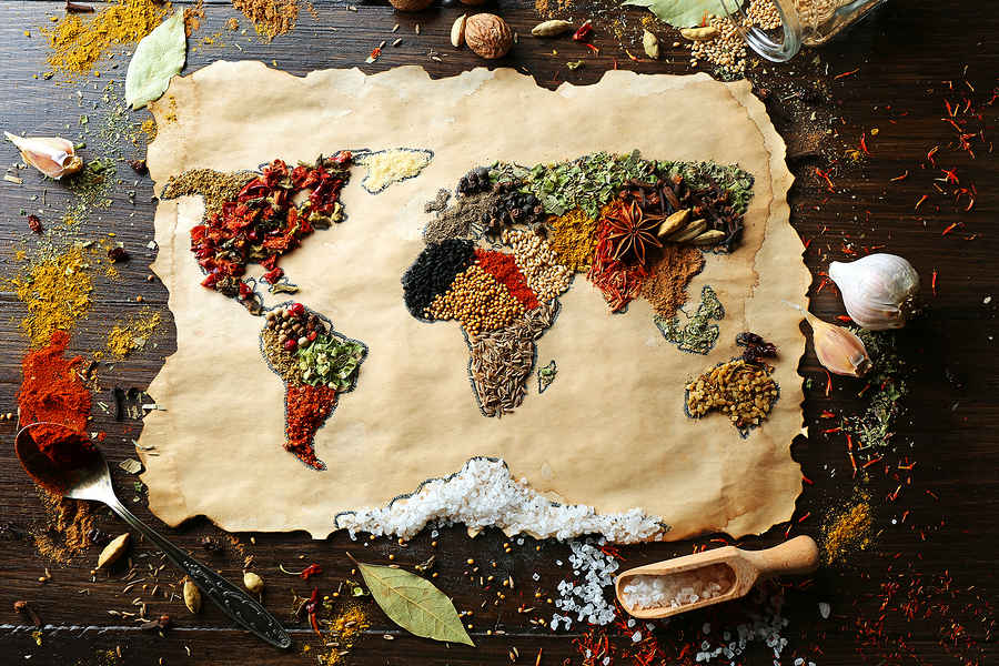 Global Food Trends in 2017 Signature Luncheon image