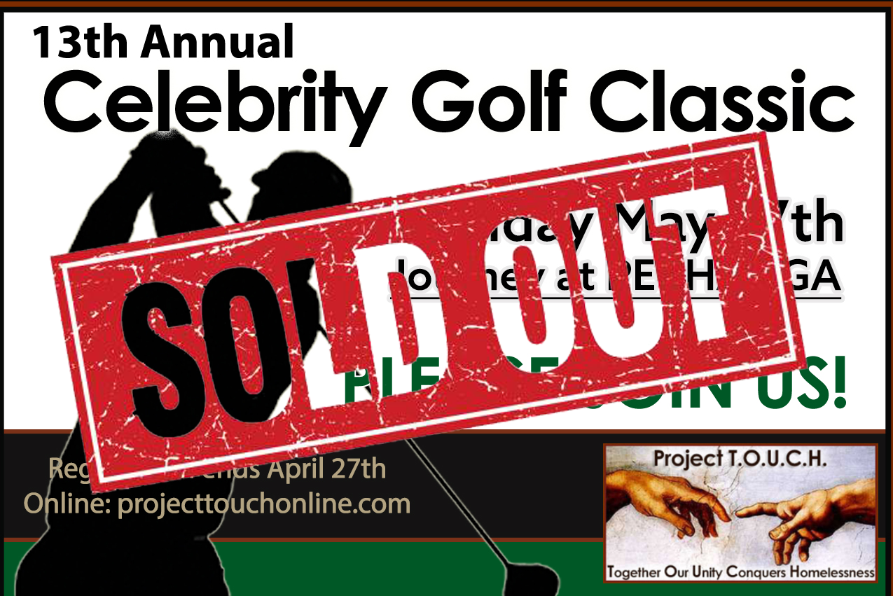 13th Annual Celebrity Golf Classic - SOLD OUT FOR GOLFERS! image