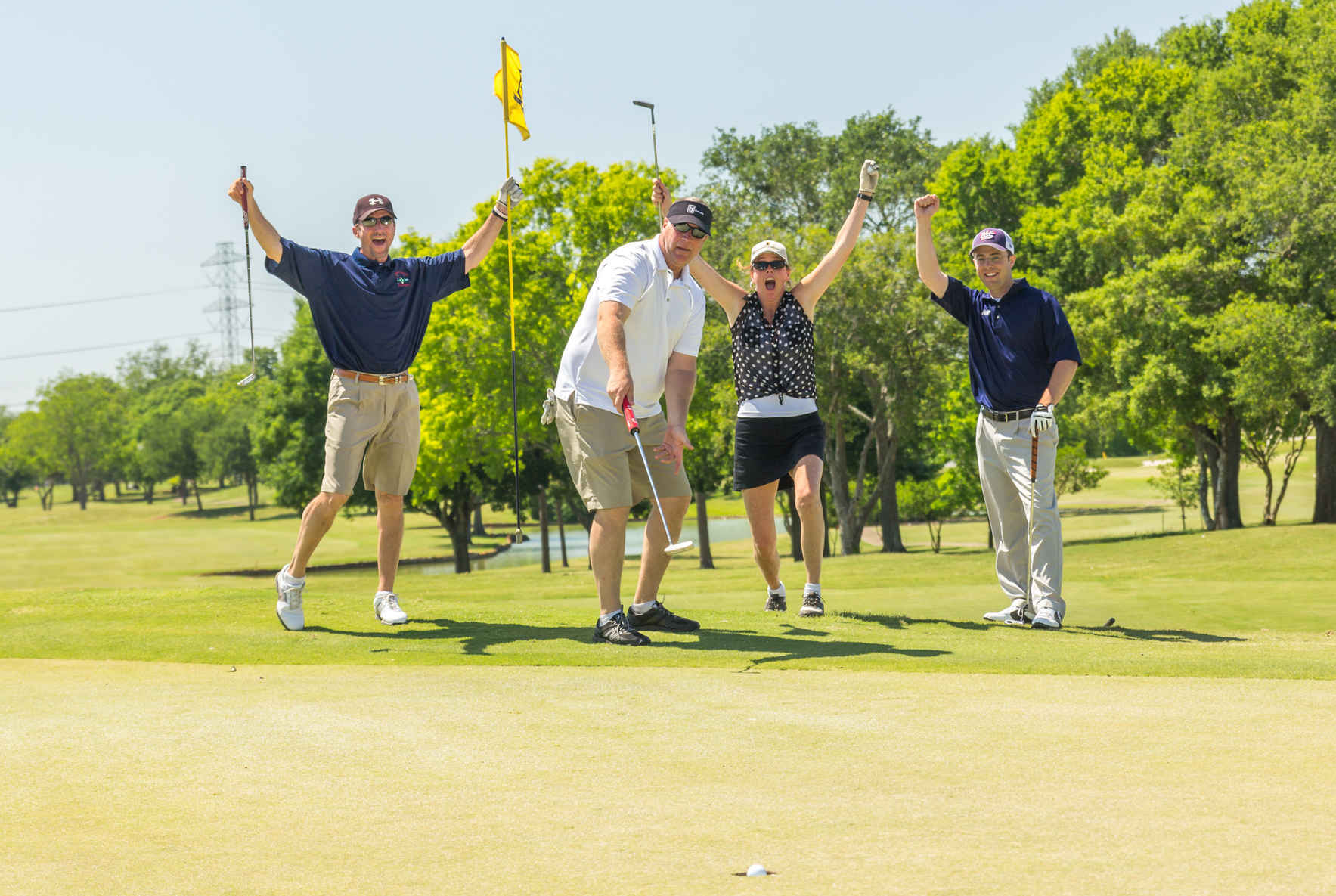 """10th Annual """"Driving FORE Hope"""" Golf Tournament Fundraiser image"""