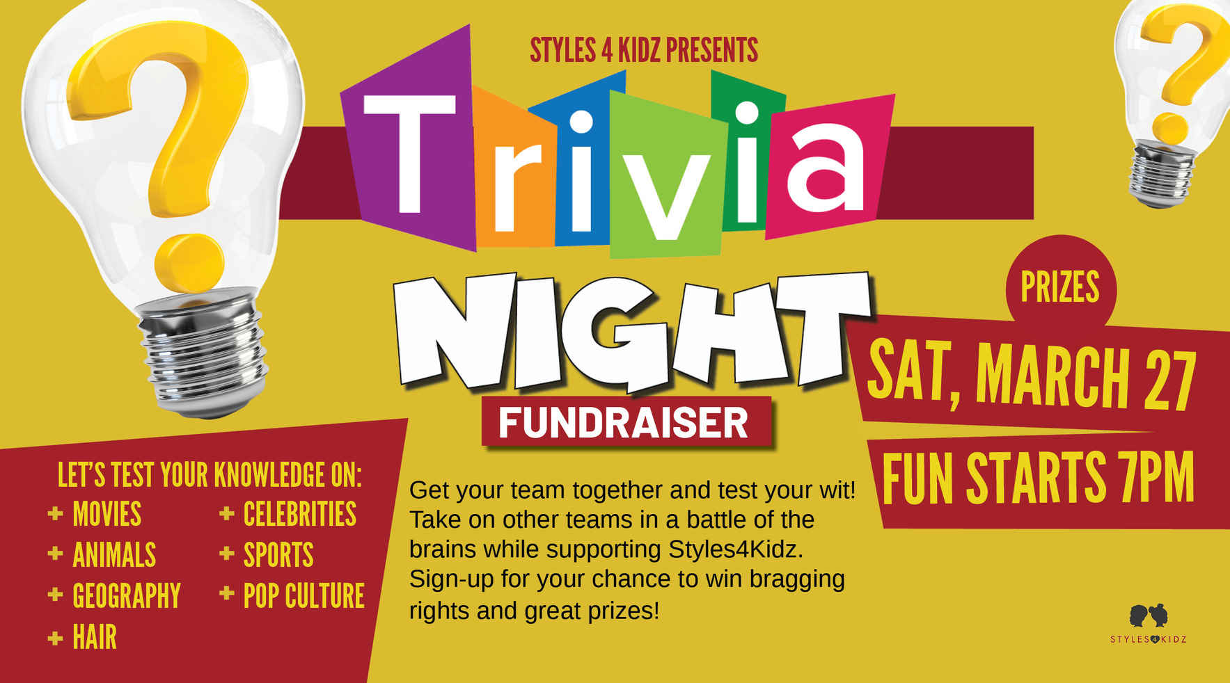 Trivia Night Online Event image