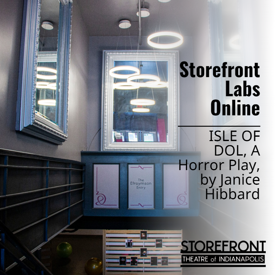 ISLE OF DOL, A Horror Play, by Janice Hibbard image