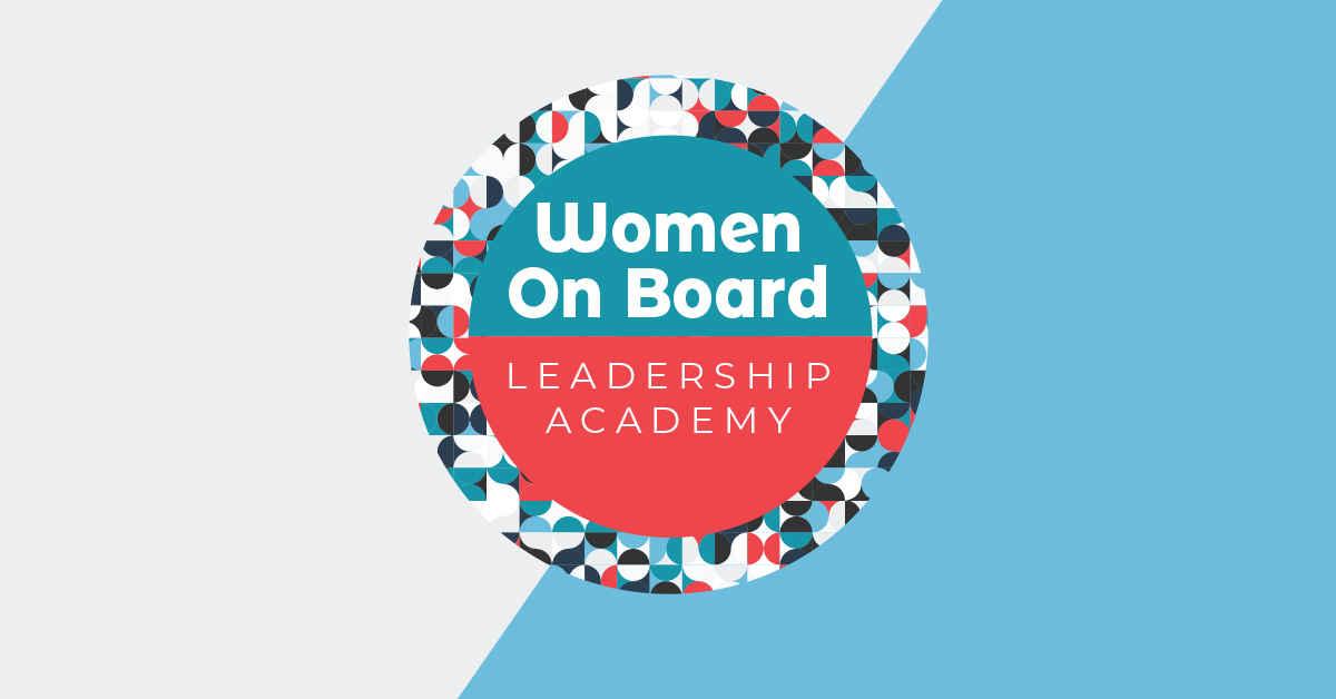 Women on Board Leadership Academy - Culture of Philanthropy image