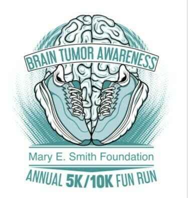 12th Annual Mary E. Smith Brain Tumor Awareness VIRTUAL 5K/10K Fun Run/Walk image