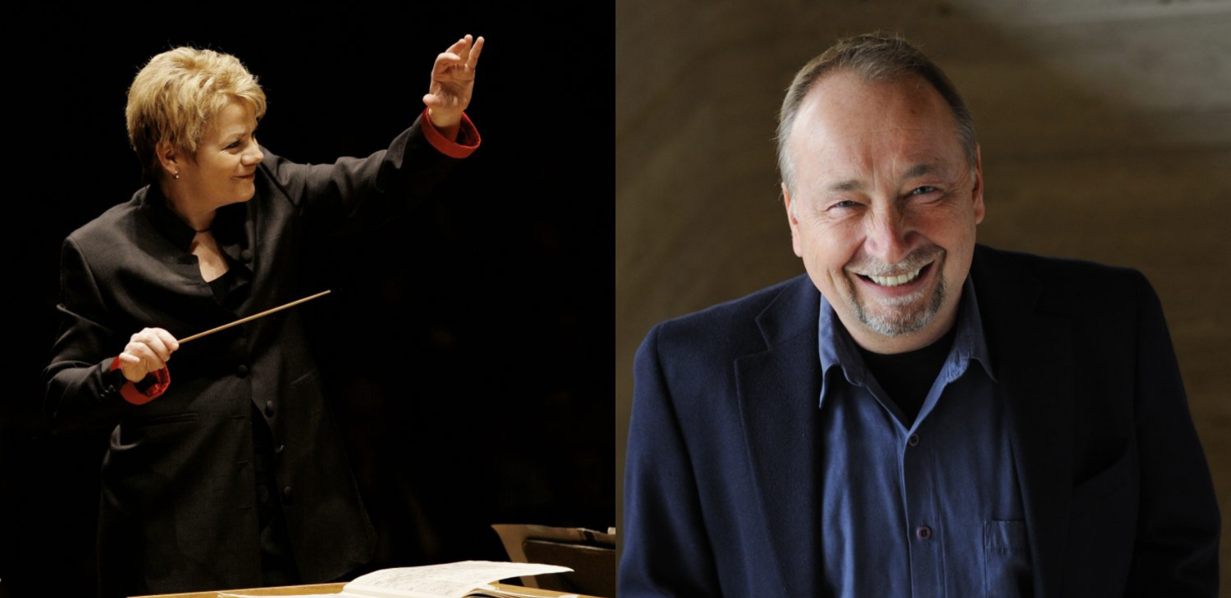 Conductor's Roundtable - Marin Alsop & George Manahan image