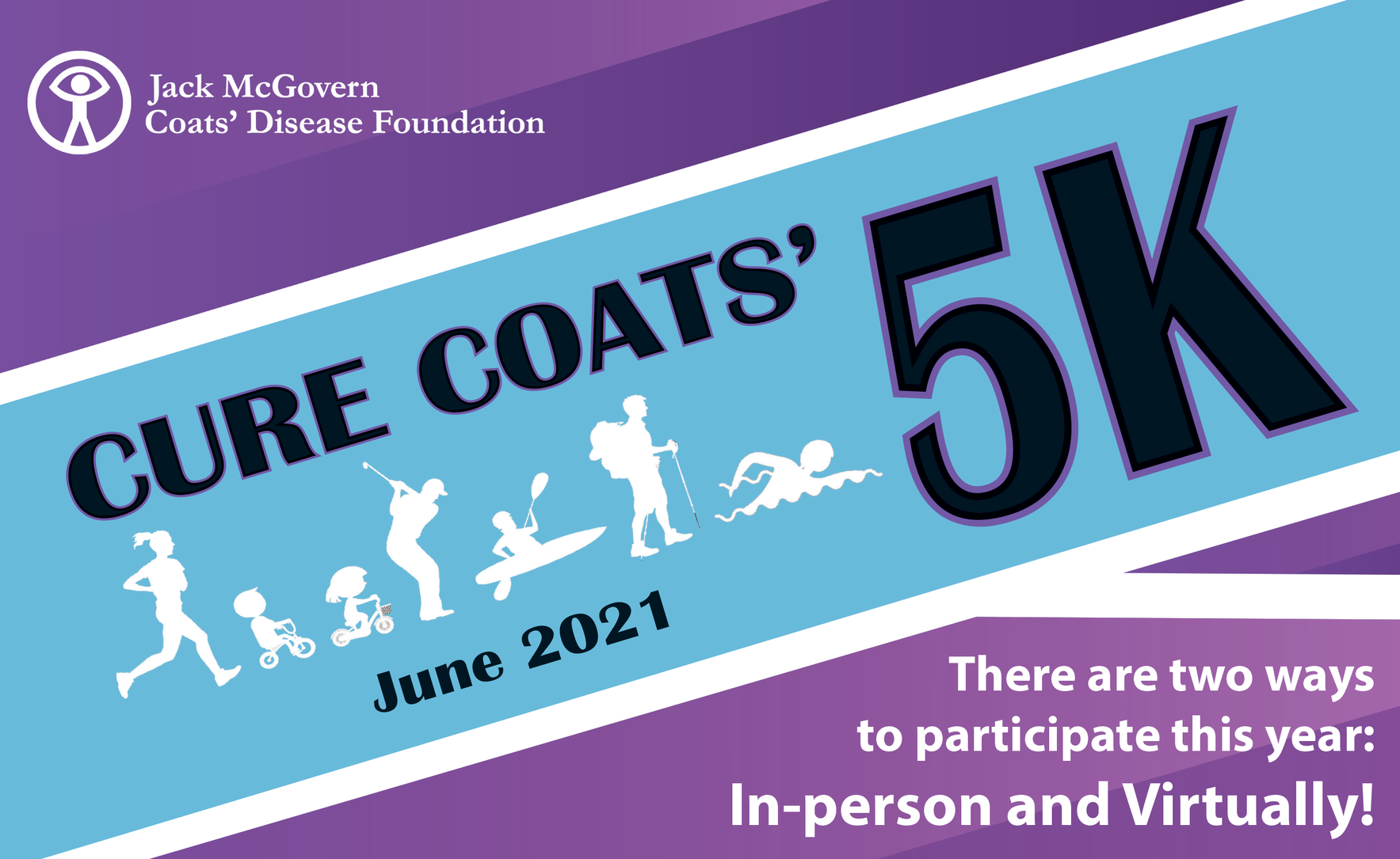 2021 Cure Coats' 5K image