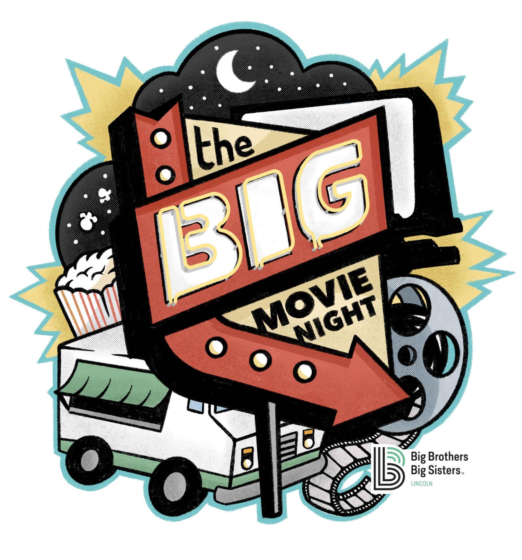 The Big Movie Night image