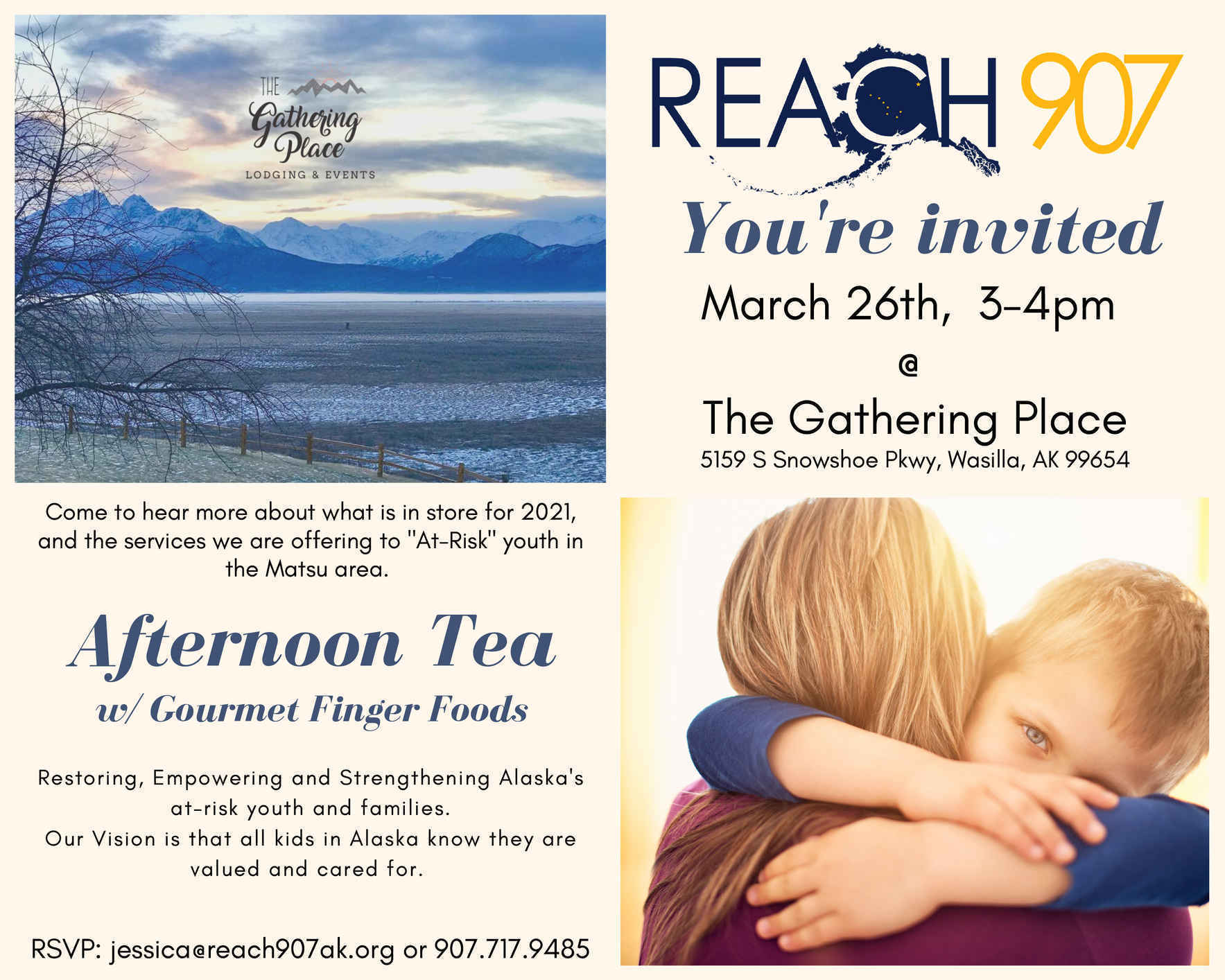 Afternoon Tea Fundraiser image